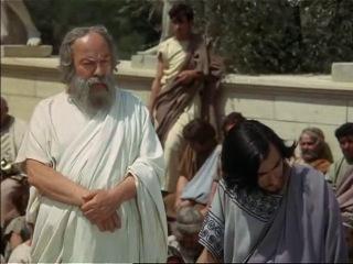 """Суд над Сократом. Отрывок из фильма """"Сократ"""""""