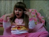 Маленькая девочка четко понимает что нужно и что нельзя делать в отношениях с парнем )))
