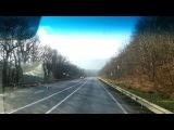 №-3 - Участок трассы перед г.Горячий Ключ и поворот на село Фанагорийское-почти прибыли...