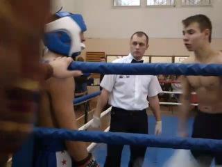 Гооор! Кик бокс