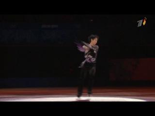 Yuzuru Hanyu - Сочи 2014 Ex