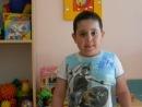 На конкурс Дети читают стихи для Лабиринт.ру.Коленский Денис,7 лет,г.Северодвинск