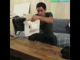 туалетная бумага за пару сек (6 sec)