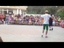 Санаторий Янтарь. Осетинский танец Хонга