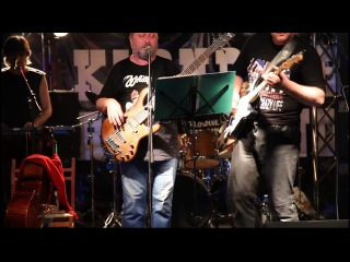 Hunting humans ( Rainbow covered by KLONDIKE ROCK BAND)