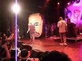 Earl Sweatshirt, Frank Ocean & Mac Miller (@ DORIS SHOW - ЛА 28.08.13)