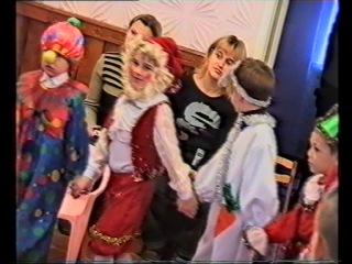 Новий Рік 2005.Дитячий Садок