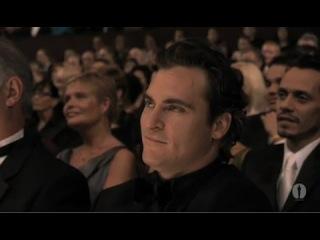 Риз Уизерспун получает Оскар за лучшую женскую роль в фильме