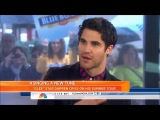 The Today Show (April 29, 2013) - Darren Criss Interview
