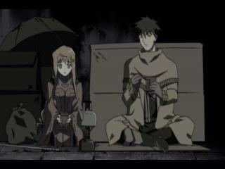 Боевые роботы Дзинки / Jinki: Extend. Приключения (2005) Серия 2