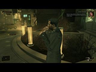 Deus Ex Human Revolution Прохождение Часть 7/27 HD