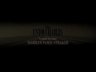 Неприкасаемые / The Untouchables (1987) - начальные титры