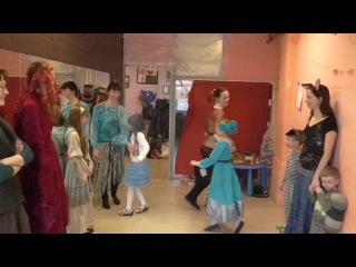 Зимняя Нарния 2014 - окончание танца