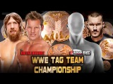 WVWE Royal Rumble Randy Orton and ??? vs Daniel Bryan and Chris Jericho WVWE Tag Team Championship