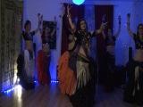 Дебют начинающей группы Magenta J Last Weekend Party 29.12.2013