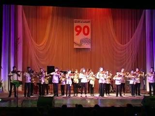 старший ансамбль скрипачів Віолла