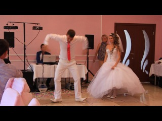 классный свадебный танец!микс))