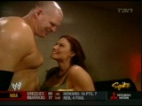 Lita & Kane backstage(WWE Raw 11.04.2005)