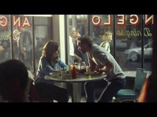 Чувства во время первого поцелуя с любимым человеком (реклама Lacoste)