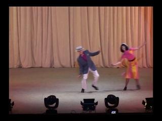 Старое кино. М.Егорова и Р.Смирнов Гала-концерт. ХШ Фантазия 26.01.14г