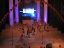 Народный ансамбль современного эстрадного танца Арабеск,композиция Варенька,открытие