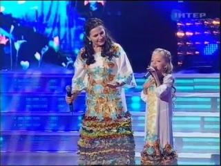 Нина Матвиенко и Анастасия Петрик - Чарівна скрипка