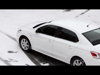 Тест-драйв Peugeot 301 от программы Трансмиссия