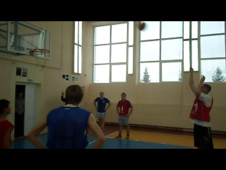 Баскетбол с группой МЗ 01 12