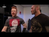 WWE Smackdown 18.01.13 Sheamus and Randy Orton segment (545TV)