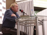 Встреча с Олегом Гаркушей в Буквоеде