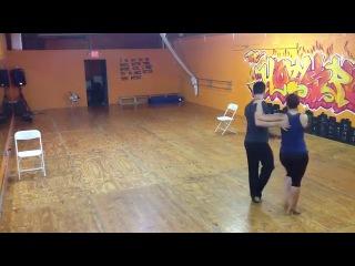Carlos Ramirez \ Baile con Los Van Van - Mi Chocolate (sin aditar ni montarte un mp3 encima )