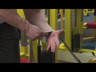 Trening of Armwrestler 80 (Exercise 14, Pronator 5)