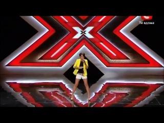 Юлия Плаксина 20 лет Украина Жюри в Шоке! Невероятный Голос!
