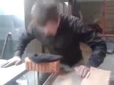 Третий дубль - за ВДВ  Russian Chuck Norris