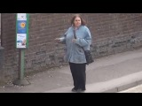 Eastleighs Got Talent - The Dancing Queen of the Bus Stop - Genuine Original