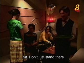 Сад падающих звёзд / Liu xing hua yuan / Meteor Garden - 1 сезон 8 серия (Озвучка)