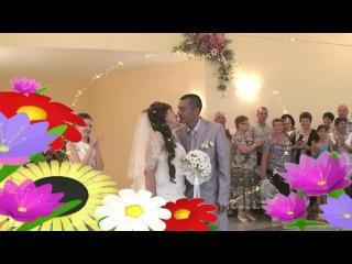 клип свадебный 130713 под нац. песню