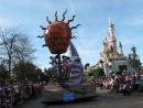 1 Париж Дисней Лэнд парад