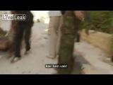 Сирия! 1 выстрел, 2 трупа террористов! через секунду 3 труп