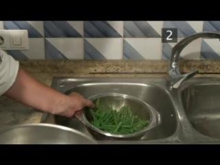 Lasanha de espinafre e aspargo