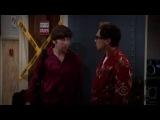 The Big bang theory - I'm Batman