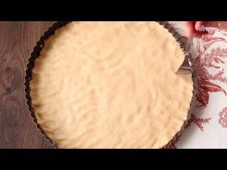 Шотландское песочное печенье Шортбред