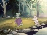 Fun Family Moomin   Приключения муми-троллей. 59 серия