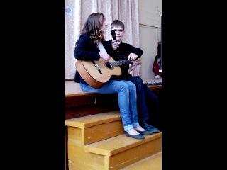 Фестиваль английской песни.Диляра Нуруллина 9 В класс