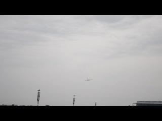 Аэробус А-380 - полет и посадка