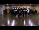 BTS -  intro + no more dream Dance Practice @ Gayo Daejun 2013