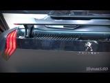 Peugeot Onyx Supercar Concept-World Premiere at Paris Motor Show 2012