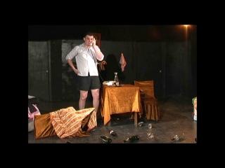 Ген. репетиция спектакля