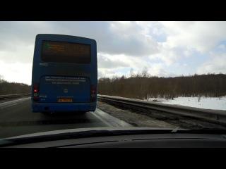 Последствия страшного ДТП под Вологдой.