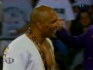 WCW NITRO 07.06.1999 (480p) - Титаны Рестлинга на канале ТНТ / Николай Фоменко